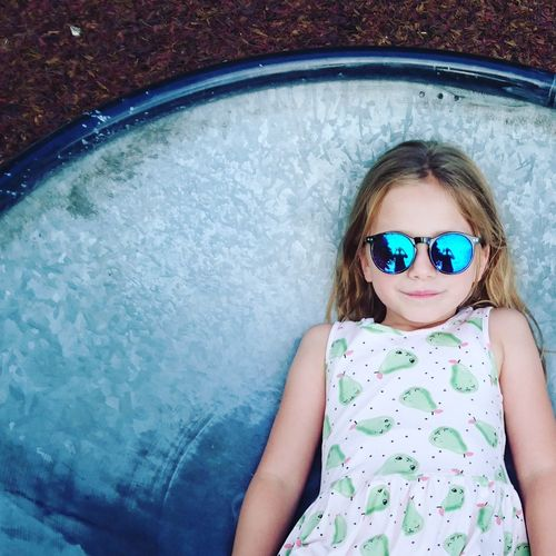 People And Places. People And Places Park Winchester Family Daughter Sunglasses