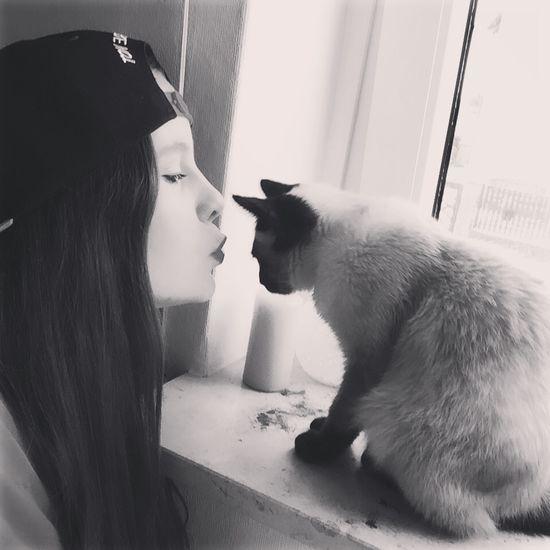 Selfie I Love Her <3 Hi! Hello ❤ So Cute
