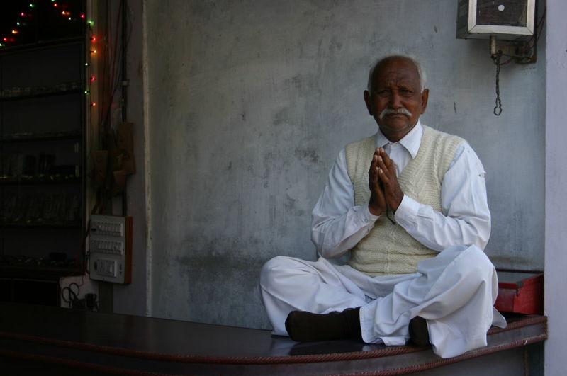 India Sitting