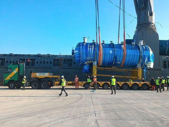 Hareket Liman Star Rafineri Aliaga