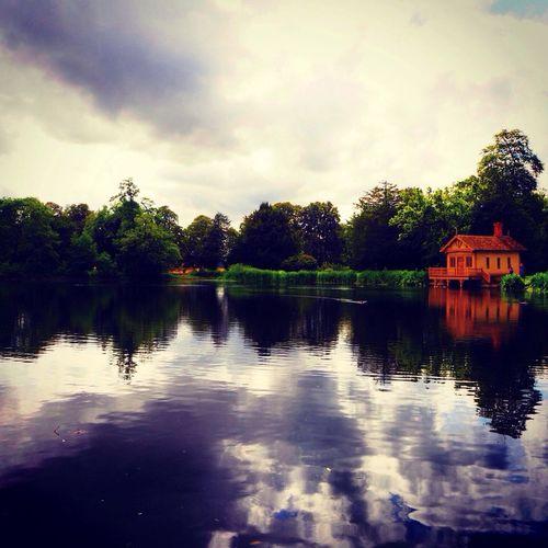 Lake Still Nature