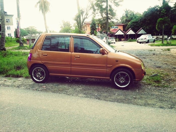 my kancil. Hanging Out