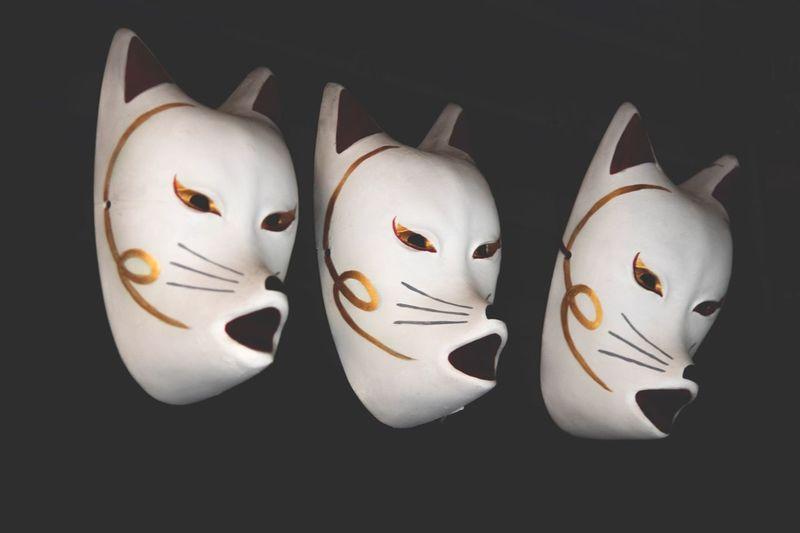 狐のお面 キツネのお面 源九郎稲荷神社 神社 EyeEm Gallery EyeEm Japan Eyemphotography Japan Photography Eyeem Market EyeEmBestPics Snap スナップ Fox Mask Of Fox EyeEm EyeEmBestEdits No People