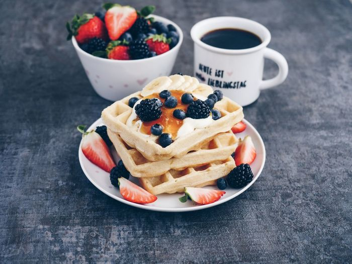 Waffles for