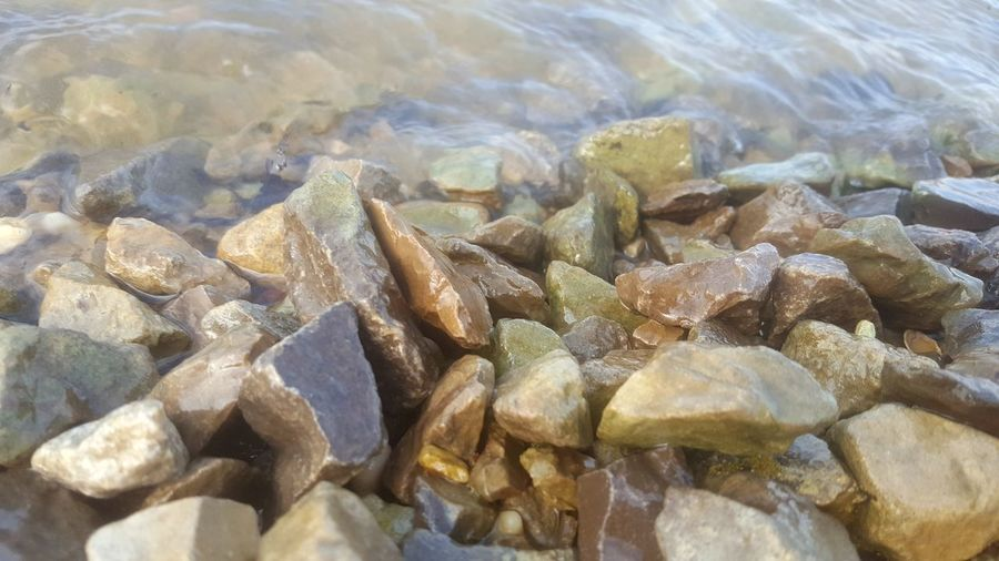 Water Rock Check This Out Taking Photos Relaxing Water Sandless Timeless Beauty Lakes  Explore