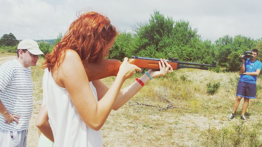 BAM Gun New Trip