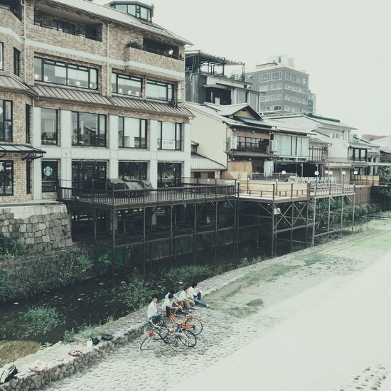 古都 Kyoto Japan EyeEm Best Shots River Travel 故郷 Sweet Architecture 街角スナップ Snapshots Of Life 京都 床 Showcase: September