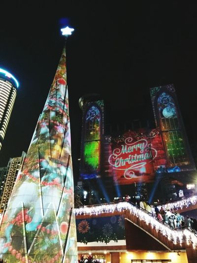 聖誕快樂唷~ (看到某人留言寫:第一次一個人來新北耶誕城,情侶很多……。我在旁邊偷笑~XD) MerryChristmas Merryxmas メリークリスマス クリスマス クリスマス 즐거운성탄절되세요 耶誕夜 聖誕夜 平安夜 耶誕節 聖誕節
