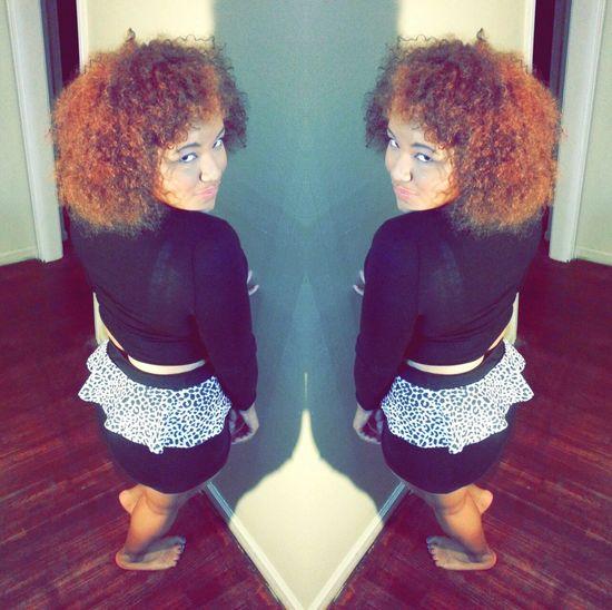 Curly Hair Don't Care Big Booty Girls NiggasLoveMixedGirls TeamCreole