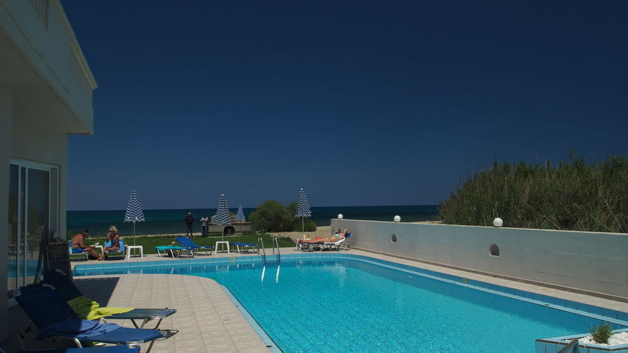 The fantastic Viaros Hotel Apart. in Gerani Crete Greece, Crete Best Of Crete In Crete A Beautiful Day