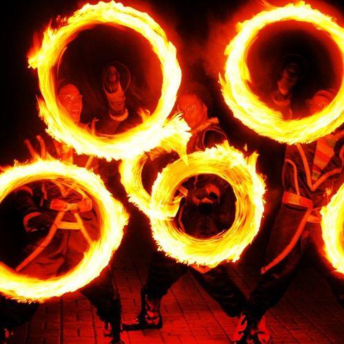 Firedance Davao Apoy Photoshoot
