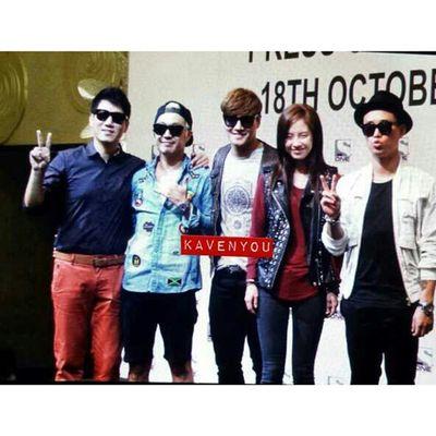 I wish I was there! RunningManInSg @gaegun KangGary Songjihyo JiSukJin hadonghoon cr:kavenyou