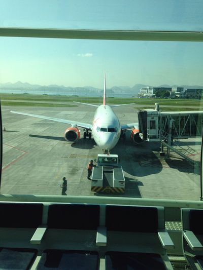 Aeroporto Santos Dumont Rio De Janeiro Brazil Aviation Airport Aeroport