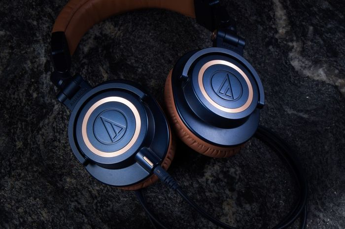 So I found out they're no longer producing these. I tried showcasing their beauty with my photographic style Product Photography Ath-m50x Audio Technica Headphones Limited Edition Black Marble Studio Shot Studio Photography Light And Shadow Light Blackmarble Open Edit