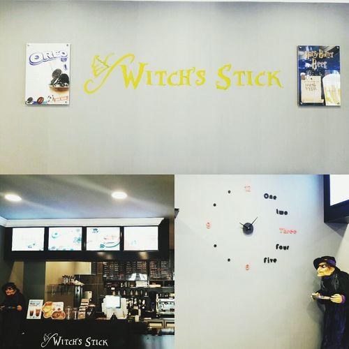 위치스틱 위치스틱개운점 원주 원주카페 마녀의지팡이 츄러스 츄러스맛집 Wittch's Stick 카페