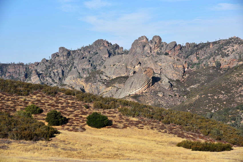 Pinnacles national park California Pinnacles National Park Arid Climate Beauty In Nature Formation Geology Landscape Mountain Nature Rock Scenics - Nature