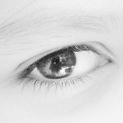 The Week On Eyem Reflection Eyes Camera Kids Eye Lashes Eyebrows Black & White EyeEm Best Shots Reflection In Eyes Eye Photography Reflectionineyes The Week On EyeEem EyeEmNewHere