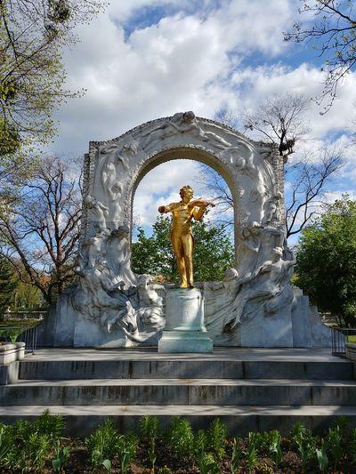 Johann Strauss Vienna, Austria