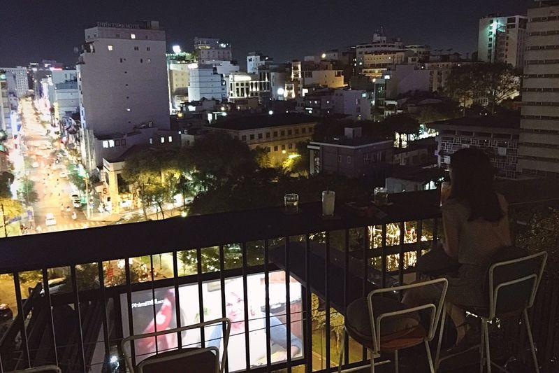 Đêm nằm mơ phố 💭 Night Lights Night Scene City Street City At Night Lighting High Views Do You See Me?