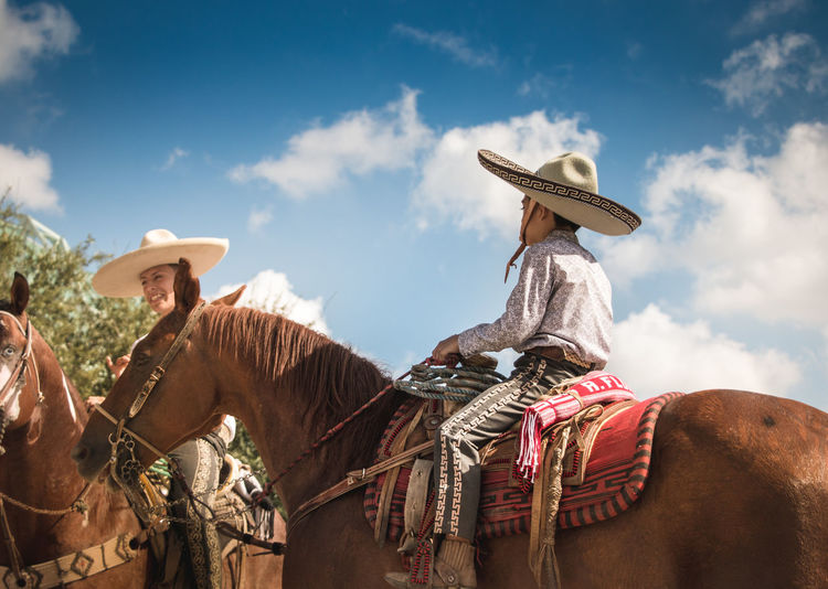 What I Value Heritage Texas Caballeros Mexican American