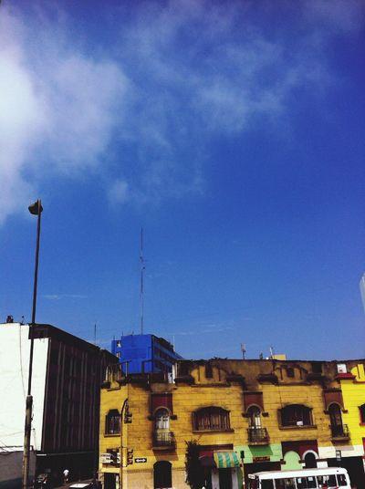 Sky. Blue EyeEm Photography