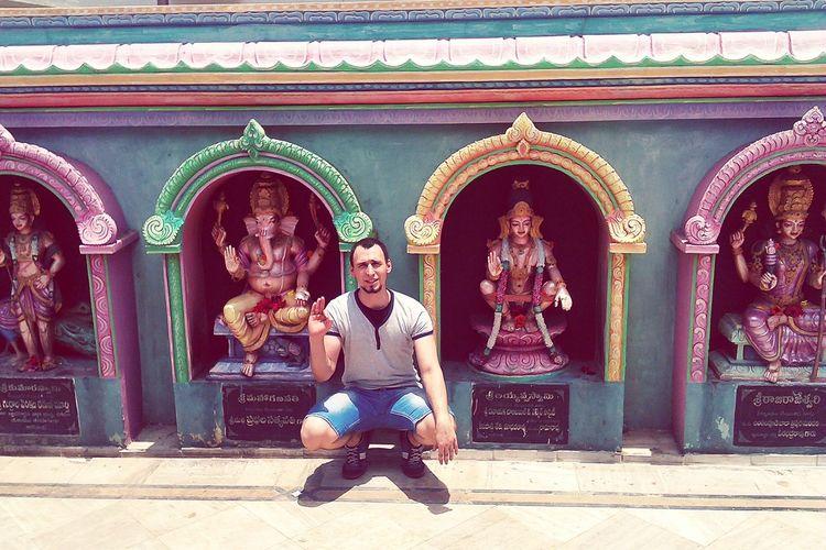 Namaste India Meditation Kakinada India