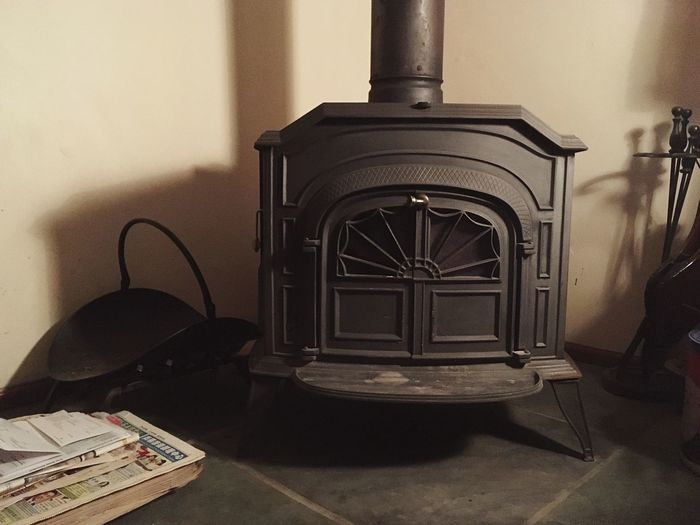 Absence Empty Furniture Focus On Foreground Selective Focus Stove Furnace Fireplace Warmth