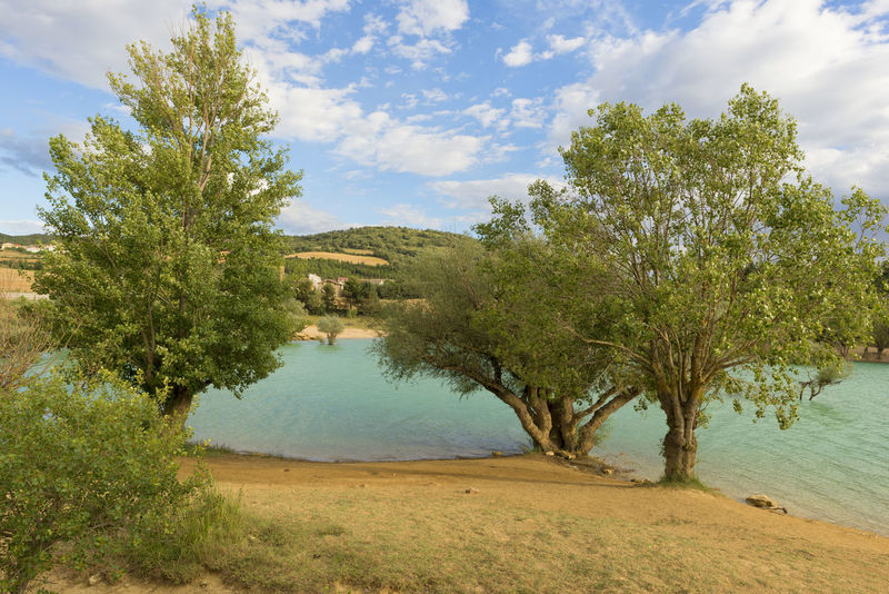 Alloz Beauty In Nature Cloud - Sky Clounds  Day Growth Lake Landscape Nature Nature Navarra No People Outdoors River Scenics Sky SPAIN Tranquil Scene Tranquility Tree Water