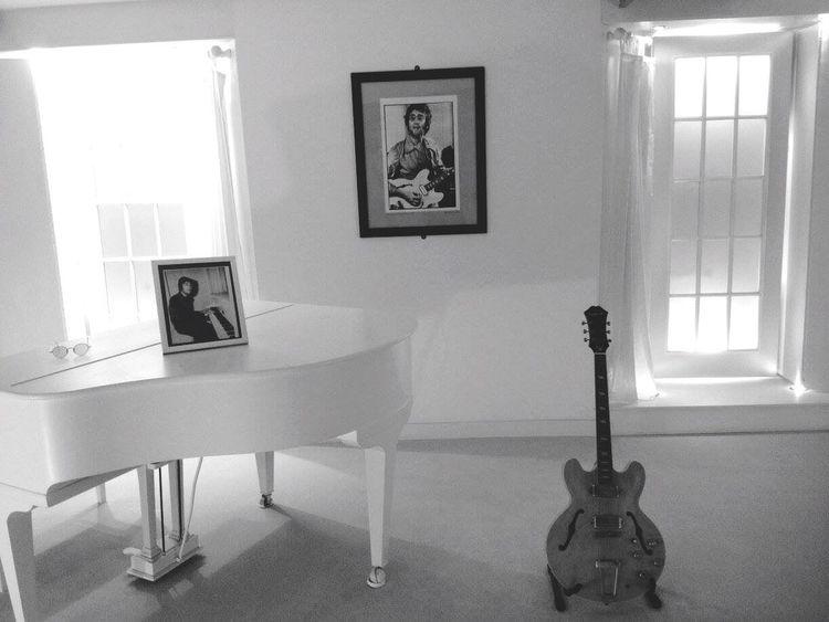 Interior Views Musical Instruments Musician John Lennon The Piano Light And Shadows Windows Architecture EyeEm Gallery EyeEm Best Shots Travel Photography
