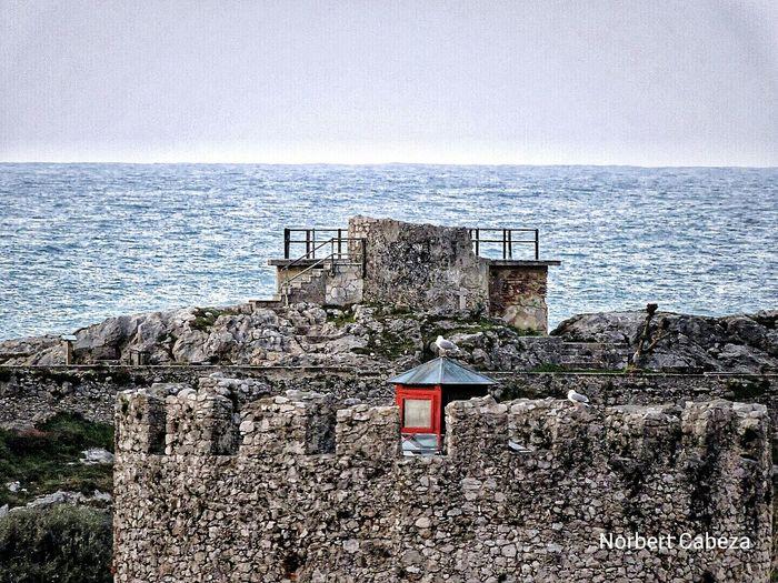 El mirador del Paseo de San Pedro y La Torre de Llanes Asturias Llanes Everyday Joy The Places I've Been Today Eyem Asturias
