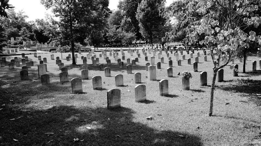 Oakland Cemetery, Atlanta Georgia Civil War
