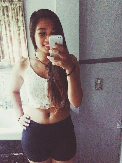 Postpartum progress! :D Selfie That's Me Smile