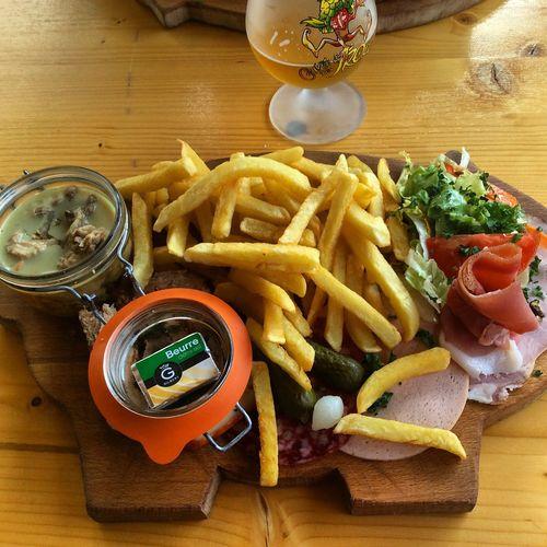Food Beer Estaminet France