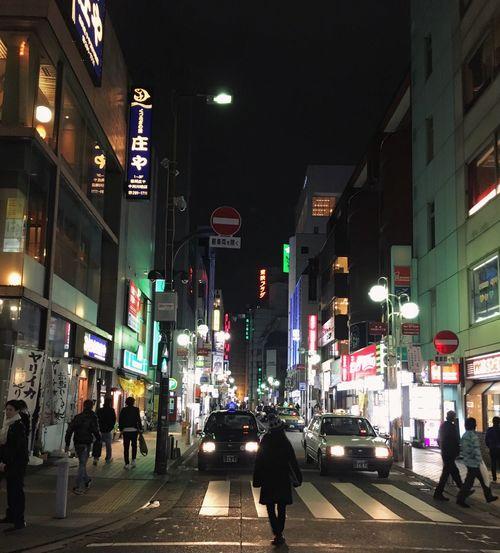 Night City Street EyeEmNewHere