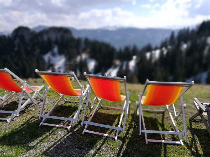 Cloud - Sky Sky Nature Outdoors Day No People Multi Colored Mountain Bavarian Alps Bavarian Landscape Grünten The Week On Eyem Global Photographer-Collection Deck Chairs Wanderlust Photooftheday
