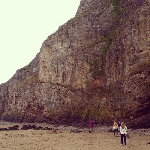Cliff Seaside Breandowns