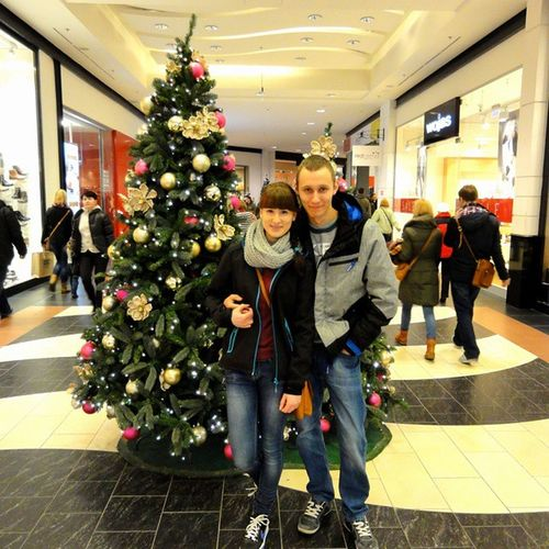Wrocław święta  Free Time Choinka Bombki Shopping Zakupy Wroclove Galeria Magnolia Together Family Buczu920 Smile With My Boyfriend Love You Very Much Like4like L4l F4F
