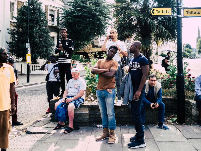 Very London moment. Maxgor Stranger Cıty Urbanlife Olympus Pen-f Street Style Lifestyles Maxgor.com People Street Street Photography Cıty Life Real People Rawstreets Streetlife Urban Notting Hill EyeEm LOST IN London Neon Life