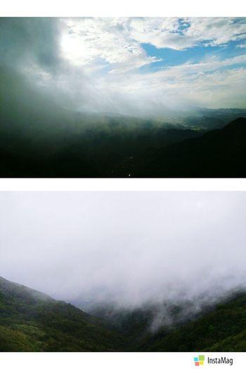 雲霧繚繞~102縣道 寂寞公路 不厭亭 瑞雙公路 瑞芳 雙溪 新北市 台灣