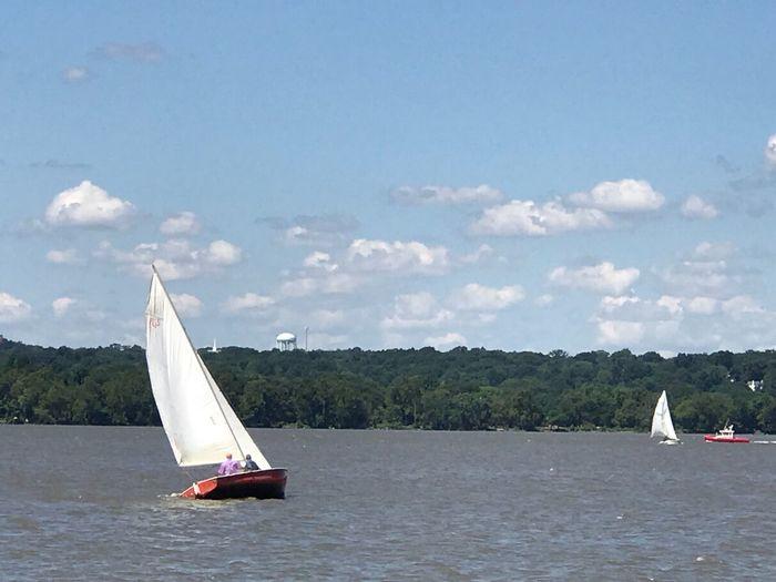Sailing Water