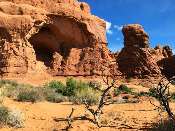 The KIOMI Collection Arches National Park, Utah Archesnationalpark Arch Arches National Park Utah USAtrip Redrocks Blue Sky Red Hanging Out Scenic View Scenic Outdoors Photograpghy  Wonders Of Nature Nature Photography Dryland Redrock Enjoying Life Natural Beauty Beautiful Nature Beautiful Longing To Be Outside The Great Outdoors With Adobe The Great Outdoors - 2016 EyeEm Awards