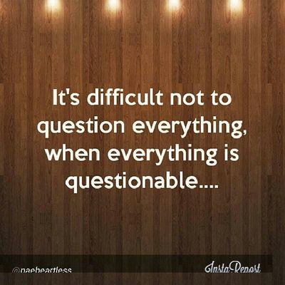 ( Repost via @naeheartless ) question EVERYTHING!! Instawisdom