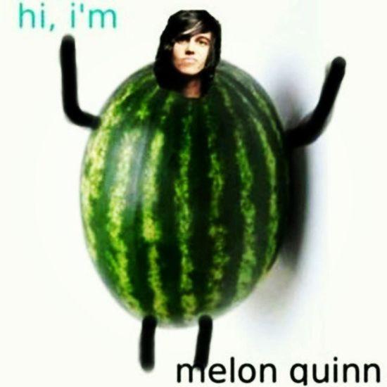 Hi, I'm Melon Quinn. Melonquinn KellinQuinn Sws Adorable
