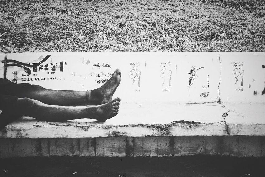 The Street Photographer - 2016 EyeEm Awards Poorpeople Moradoresderua Brazil