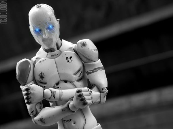 Synthetic Human by 1000toys. Ata_dreadnoughts Toycollector Toycommunity Toyartistry Toyphotography Robots 1/6 1/6 Scale Anime Manga Biomega 1000toys Synthetic Human