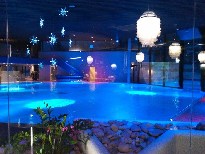 Welness, Thermalbad, schwimmen Swimming No People Thermal Bath Bad Herrenalb Germany