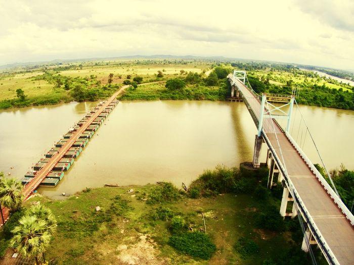Jyaing Pontoon Bridge