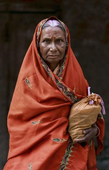 Portrait of a woman