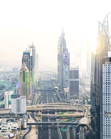 Hello Friend // Dubai The Architect - 2017 EyeEm Awards