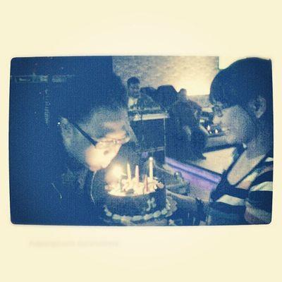 Happy birthday @iqibass ! Birthdaycake 21 Fridaynight Igfame Igiers Instaphoto instadaily photooftheday